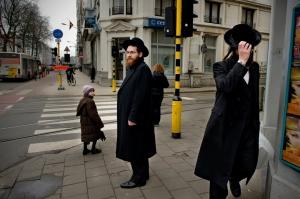 Joodse buurt Antwerpen